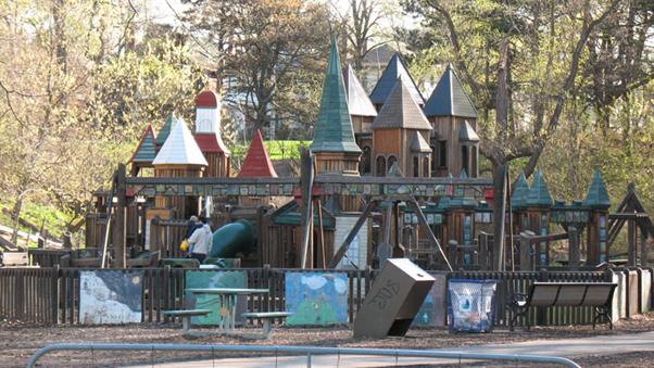 Jamie Bell Adventure Park